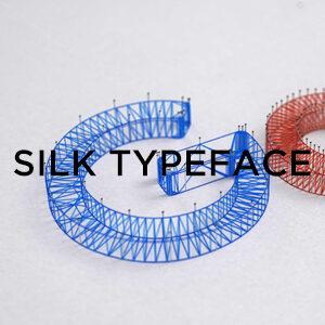 Silk Typeface